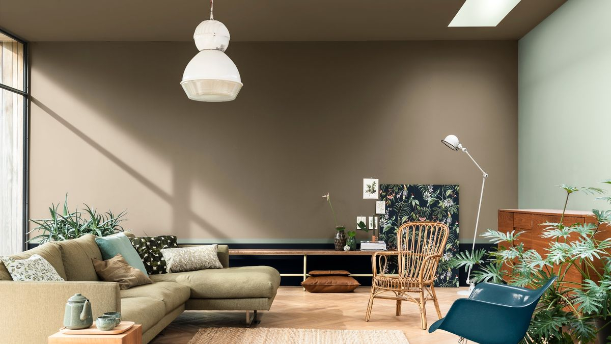 Dulux Trade | The perfect winter colours for your living room