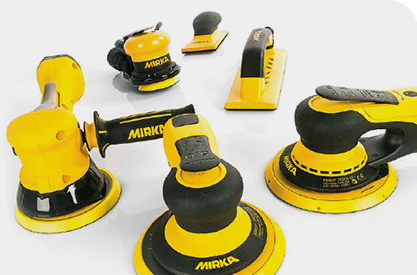 View all Mirka products