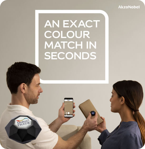 New Dulux Colour Sensor