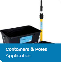 Containers and Poles