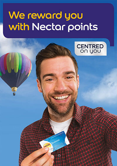 Collect Nectar points