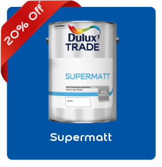 20% off dulux satinwood