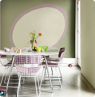 Playful Home Dining Room