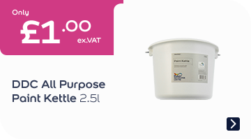 DDC All Purpose Paint Kettle 2.5L