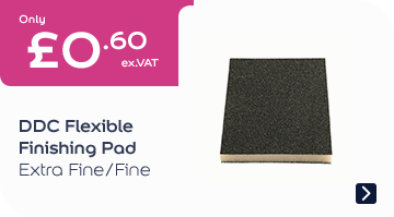 DDC Flexible Finishing Pad Extra Fine/Fine