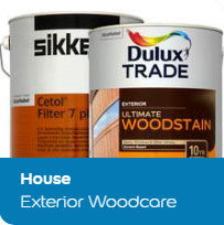 House Exterior Woodcare