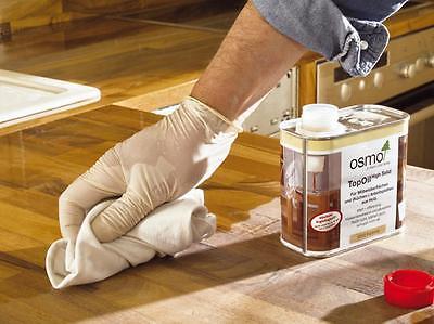 Osmo Top Oil Matt 500ml - Clear - 3058 | Dulux Decorator Centre